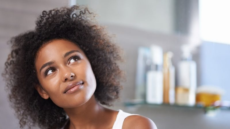 The apprehension of hair relaxer